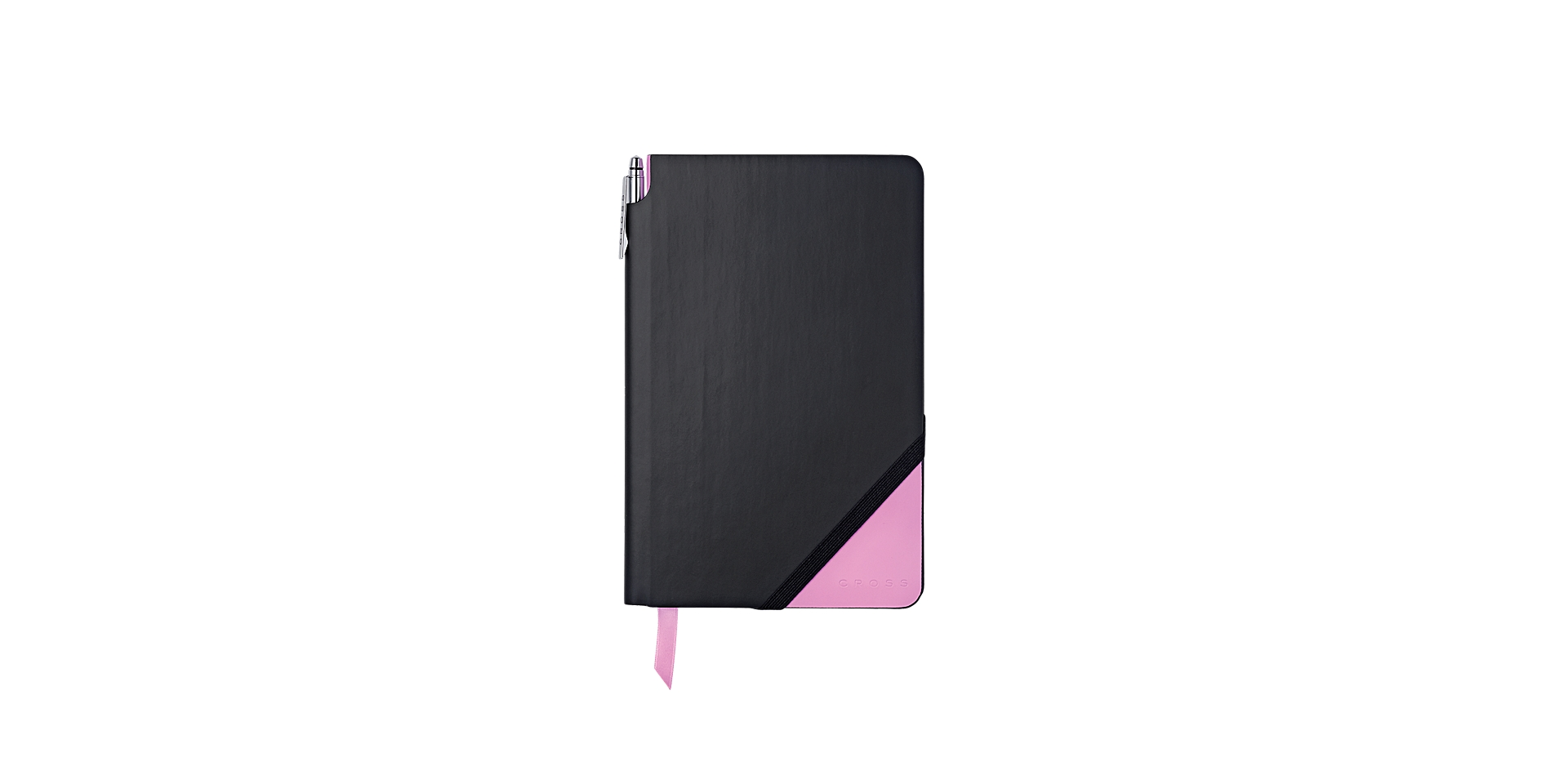 Bargain Black & Pink Medium Jotzone with Pen Stockists