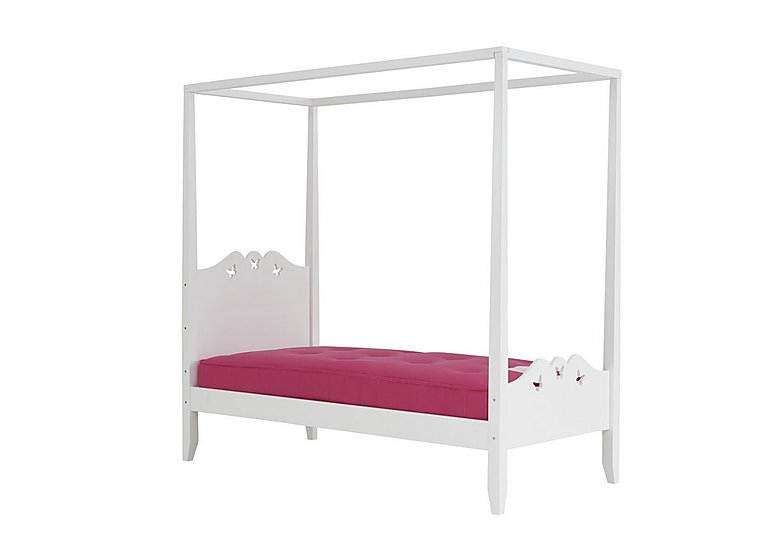 Bargain Blossom Four Poster Bed Frame Stockists