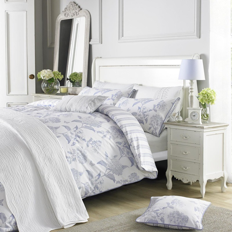 Bargain Blue Holly Willoughby Rene Bedding Stockists
