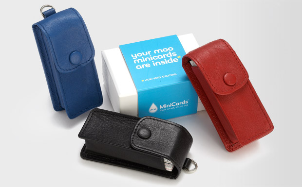 Stockists of Blue MiniCard Holder