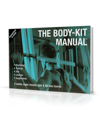 Bargain Body Kit Manual Stockists