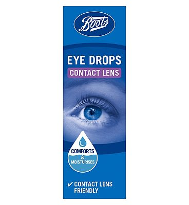 Bargain Boots Contact Lens Eye Drops - 10ml Stockists