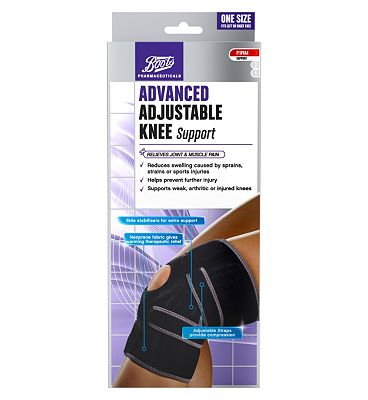 Bargain Boots Pharmaceuticals Advanced Adjustable Knee Support Stockists