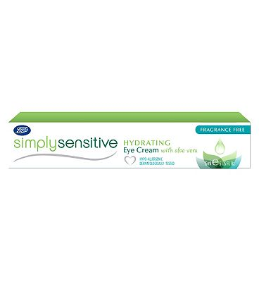 Bargain Boots Simply Sensitive Hydrating Eye Cream 15ml Stockists