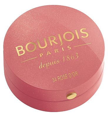Bargain Bourjois Little Round Pot Blusher Rose D'or ROSE D'OR Stockists
