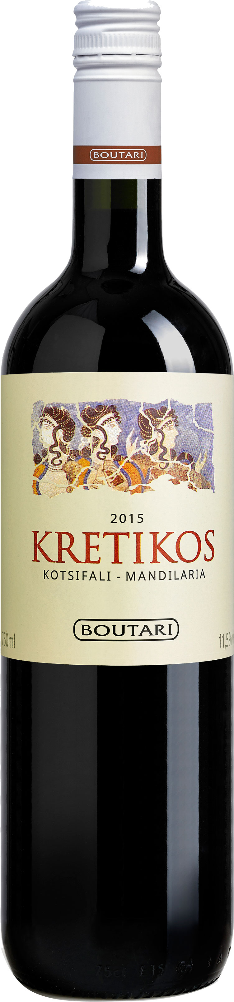 Best Boutari   Kretikos Red Dry 2013 75cl Bottle Stockists