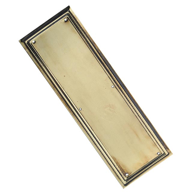 Bargain Brass Lincoln Finger Plate Stockists