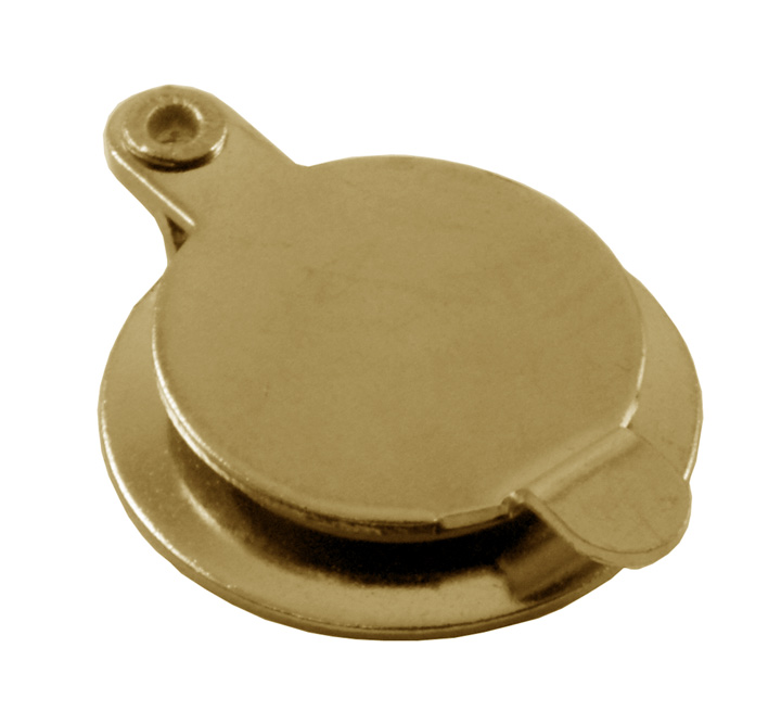 Stockists of Brassed 180d Spy Hole Cover