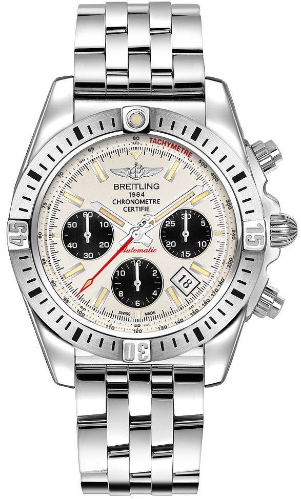 Bargain Breitling Watch Chronomat 41 Airborne Bracelet Stockists