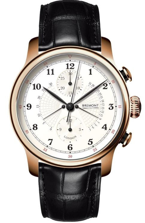 Bargain Bremont Victory 18ct Rose Gold Watch D Stockists