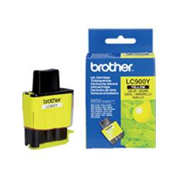 Bargain Brother LC900Y - Print cartridge - 1 x yellow Stockists