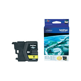 Bargain Brother LC985Y Original Yellow Ink Cartridge Stockists
