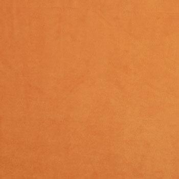Stockists of Burnt Orange Suede Curtain Fabric