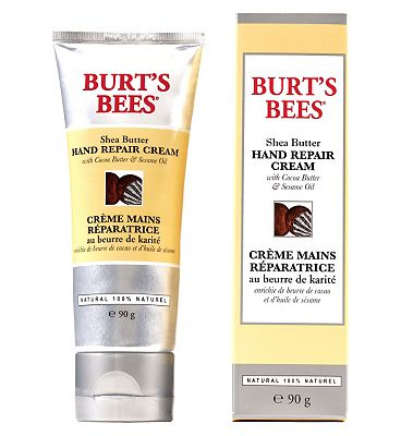 Bargain Burt's Bees Shea Butter Hand Repair Cream, 90g Stockists