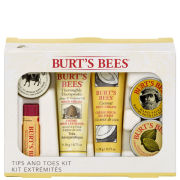 Bargain Burt's Bees Tips and Toes Kit Stockists