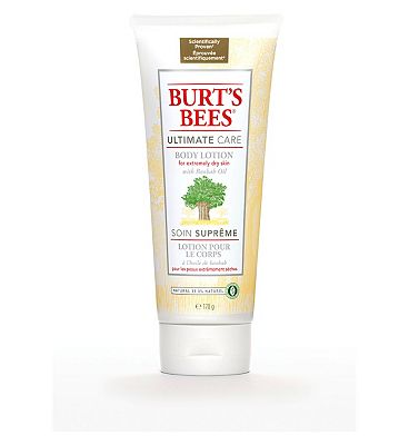 Bargain Burt's Bees Ultimate Care Body Lotion with Baobab Oil 170ml Stockists