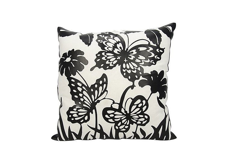 Bargain Butterfly Garden Cushion Stockists
