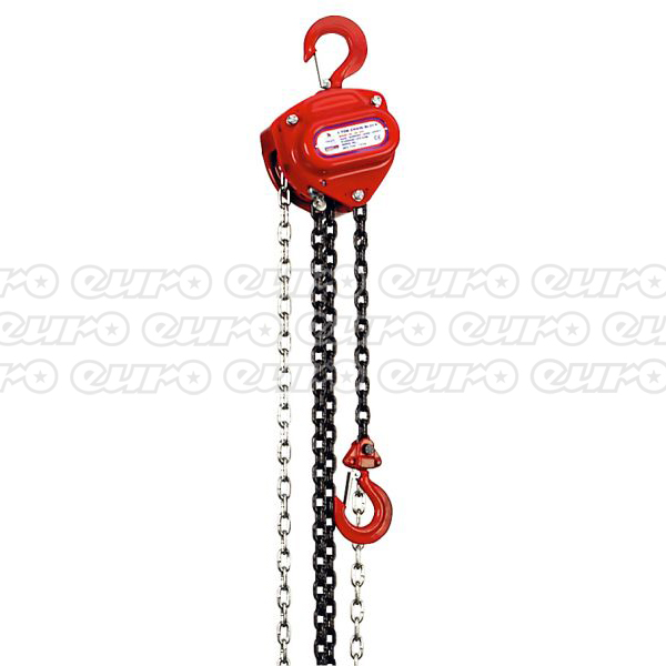 Bargain CB1000 Chain Block 1ton 2.5mtr Stockists