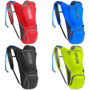 Stockists of Camelbak Rogue Hydration Backpack 5 Litres - Lime Punch/Silver