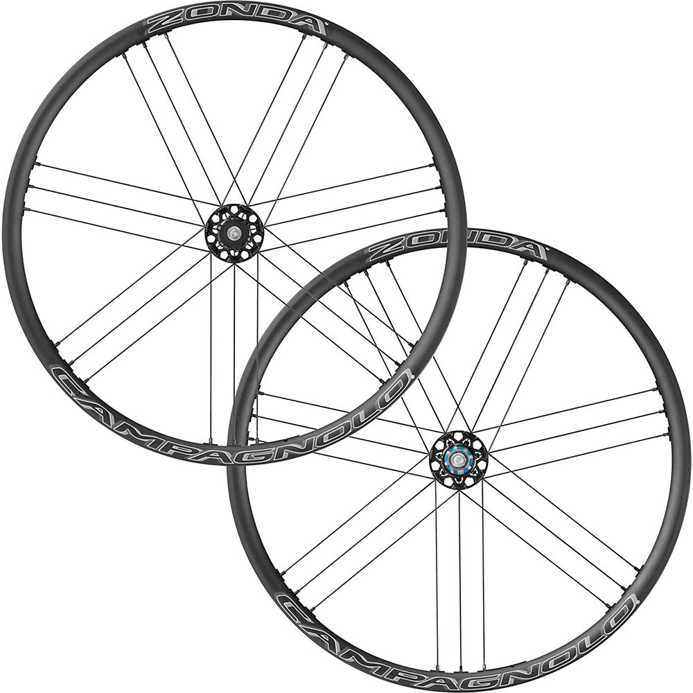 Bargain Campagnolo Zonda C17 Disc Road Wheelset 2017 Stockists