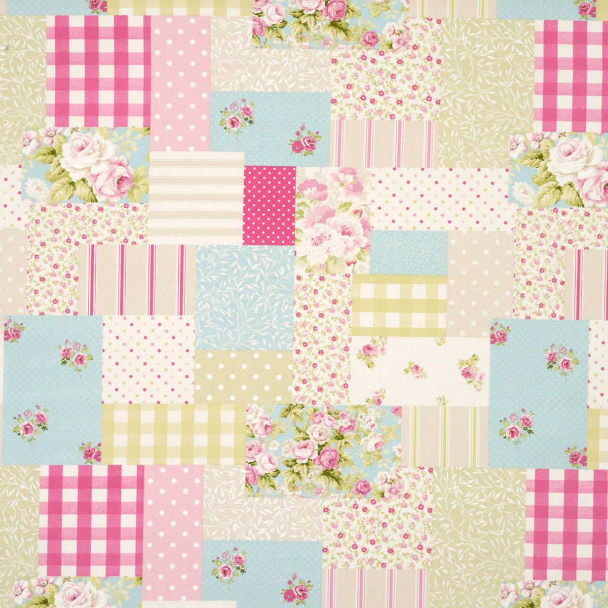 Bargain Candy Vintage Patch Curtain Fabric Stockists