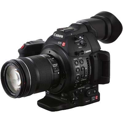 Bargain Canon EOS C100 Mark II High Definition Camcorder with EF S 18 135mm Lens Stockists