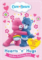 Stockists of Care Bears: Hearts 'n' Hugs Sticker Activity Book