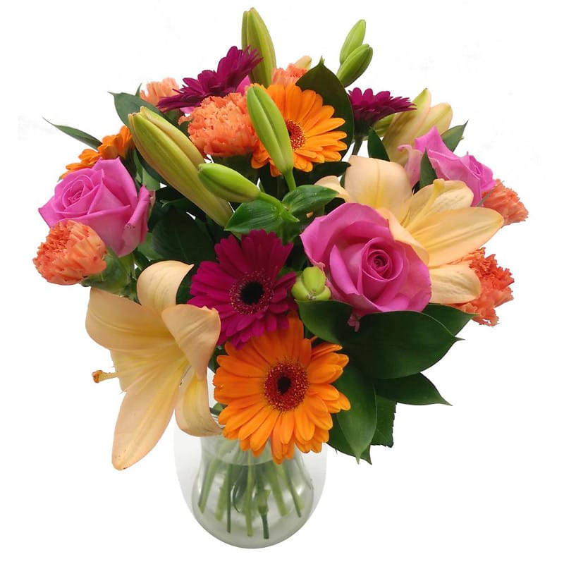 Stockists of Carnival Bouquet