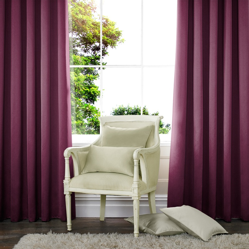 Stockists of Cassis Aves Made to Measure Curtains