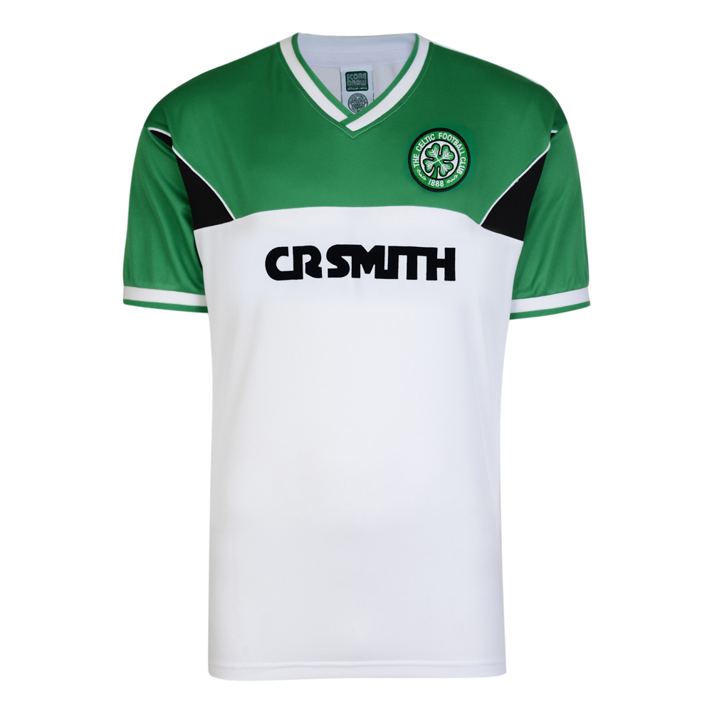 Bargain Celtic 1985 Away Retro Football Shirt Stockists