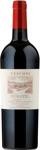 Stockists of Cesconi - Moratel 2012 6x 75cl Bottles