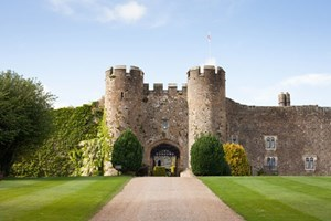 Bargain Champagne Afternoon Tea for Two at Amberley Castle Stockists