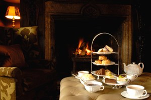 Bargain Champagne Afternoon Tea for Two at Lewtrenchard Manor Stockists