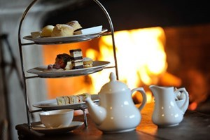 Bargain Champagne Afternoon Tea for Two at Woolley Grange Stockists