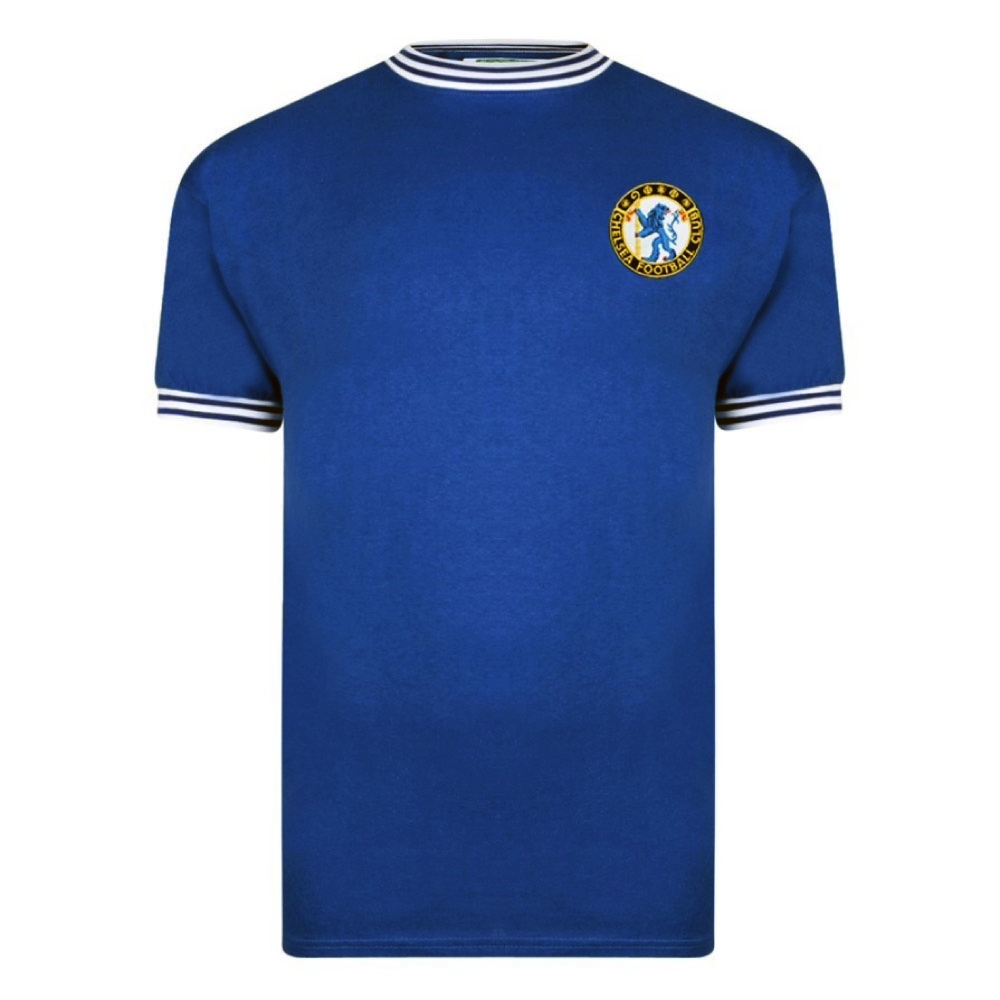 Bargain Chelsea 1963 No8 Retro Football Shirt Stockists