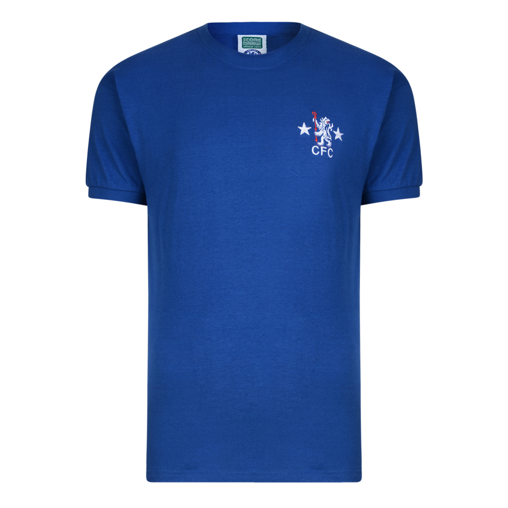 Bargain Chelsea 1972 No9 Retro Football Shirt Stockists