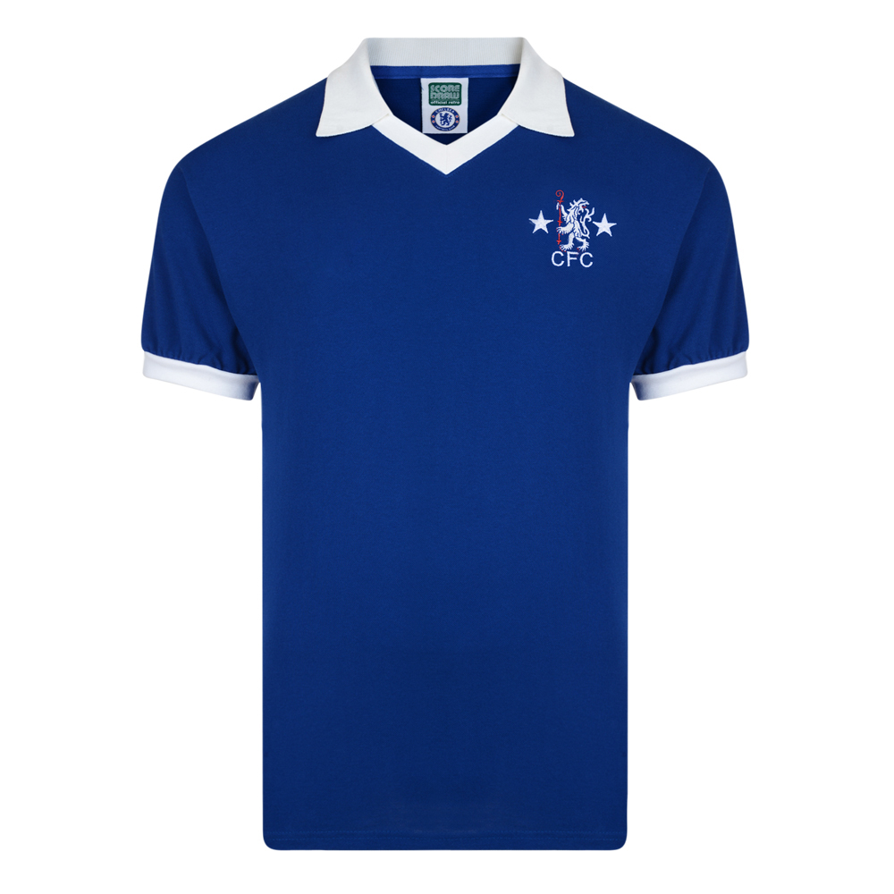 Best Chelsea 1976 Retro Football Shirt Stockists