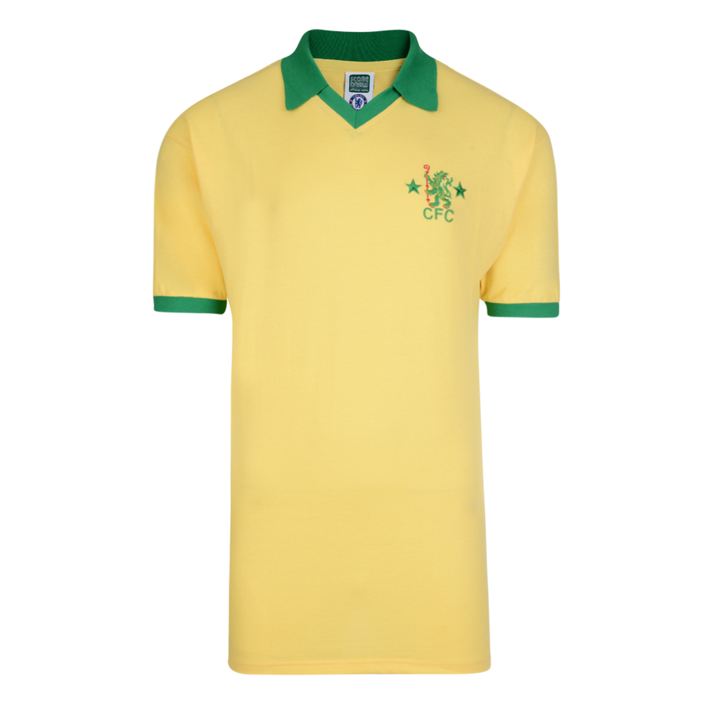 Best Chelsea 1980 Retro Football Away Shirt Stockists