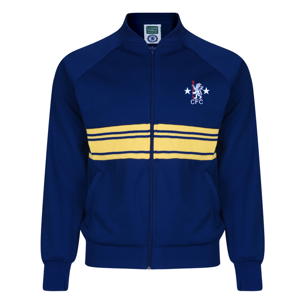 Stockists of Chelsea 1984 Track Jacket