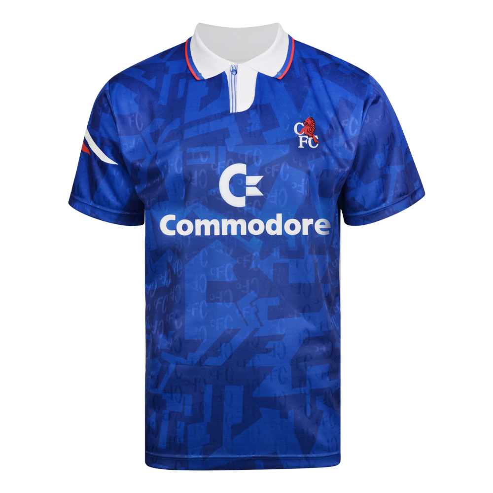 Best Chelsea 1992 Retro Football Shirt Stockists