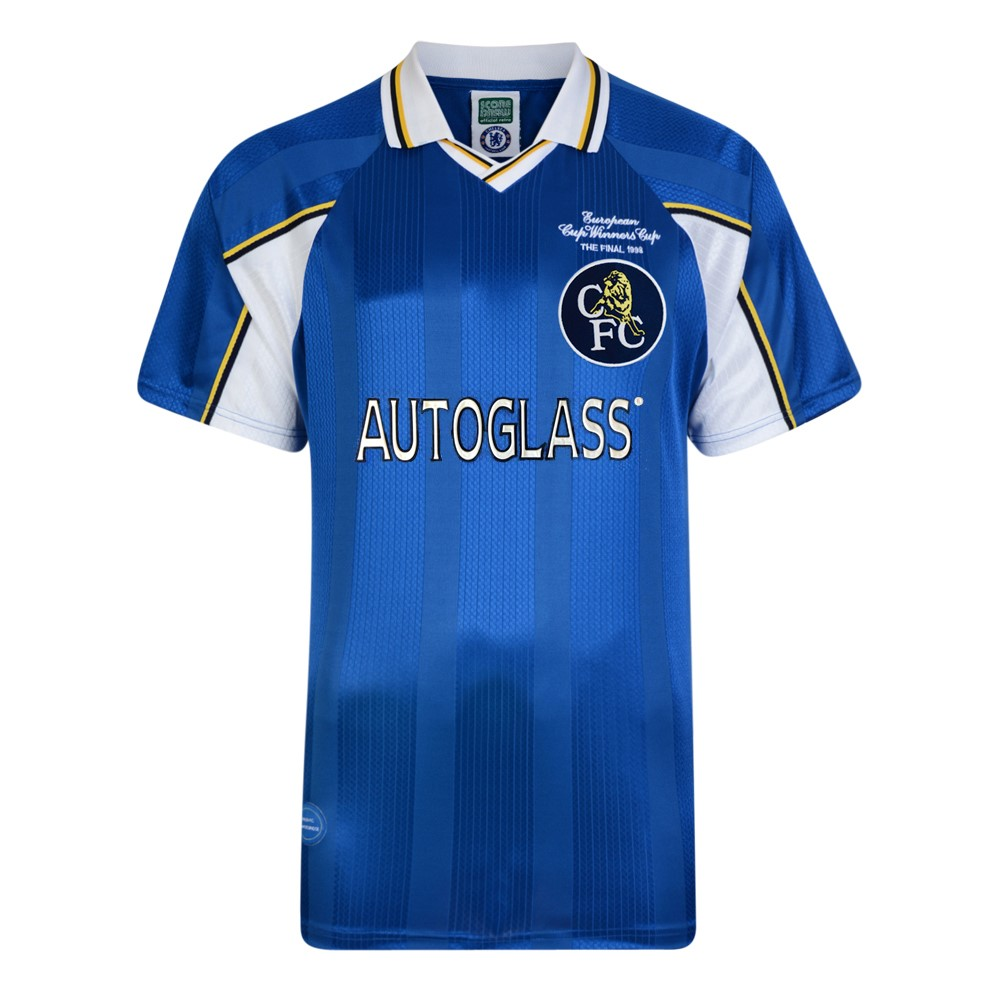 Bargain Chelsea 1998 ECWC Final shirt Stockists