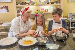 Bargain Children's Cookery Course at Swinton Park Stockists
