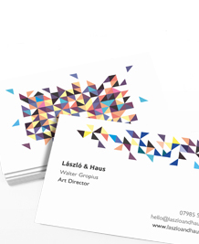 Stockists of Classic Business Cards, 50 qty