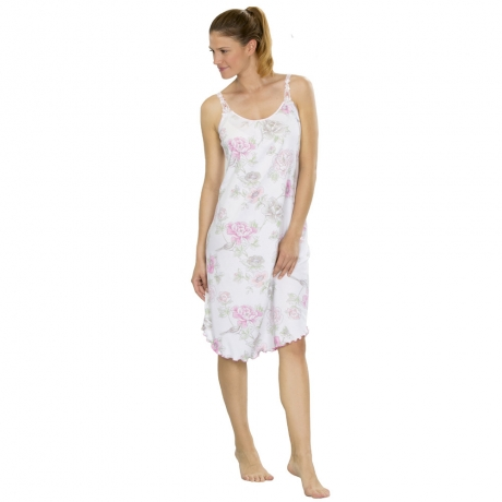 Bargain Classic Chic Knee Length Nightdress Stockists