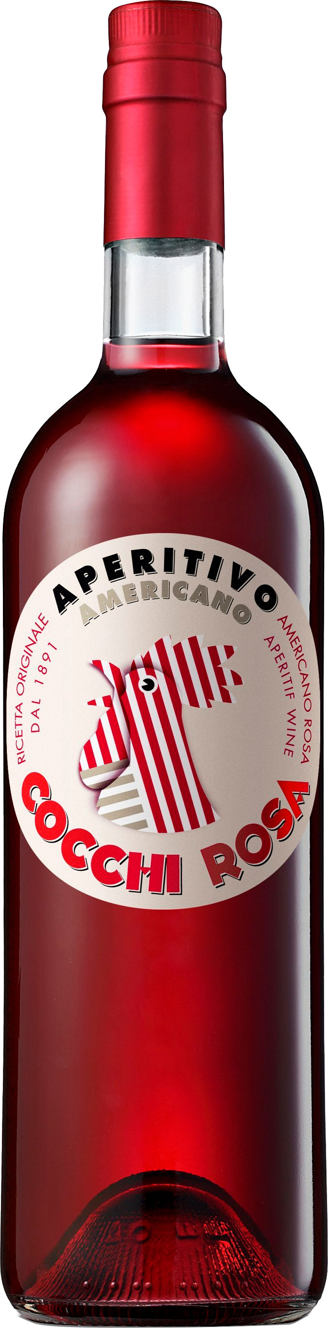 Stockists of Cocchi - Americano Rosa 75cl Bottle