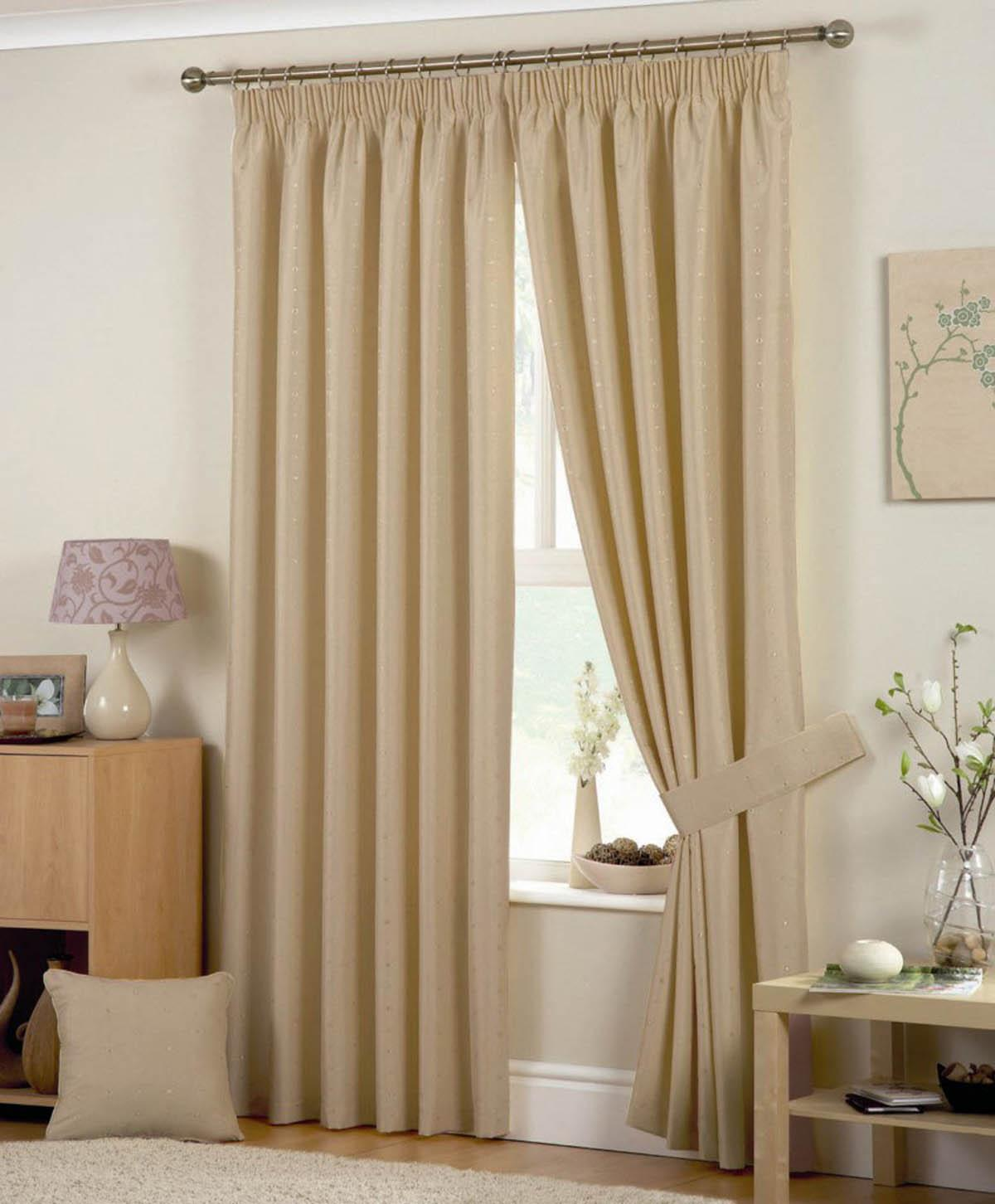 Bargain Coffee Hudson Ready Made Curtains Stockists