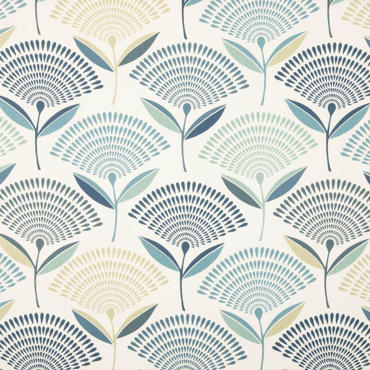 Stockists of Colonial Dandelion Curtain Fabric