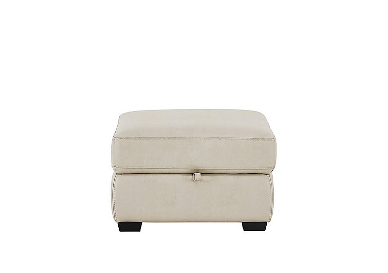 Bargain Compact Collection Bijoux Fabric Storage Footstool Stockists