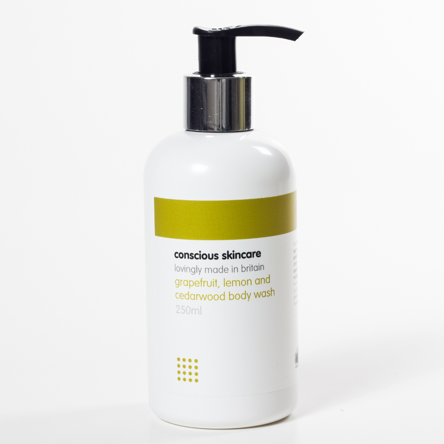 Stockists of Conscious Skincare Body Wash - 250ml