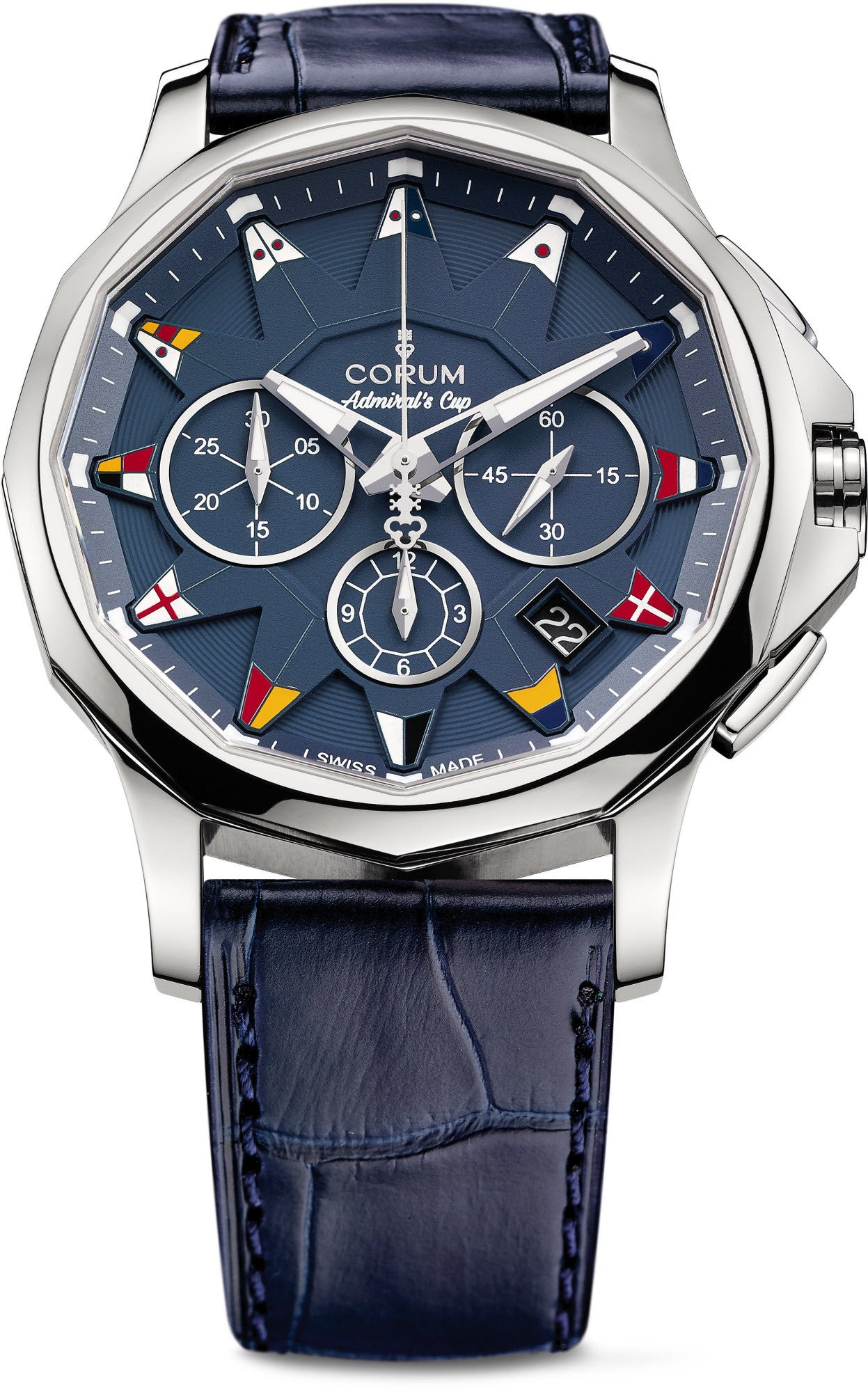 Bargain Corum Watch Admiral Legend 42 Chronograph Stockists